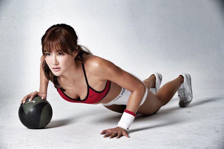 女生健身無法持續的原因之ㄧ?變壯了怎麼辦
