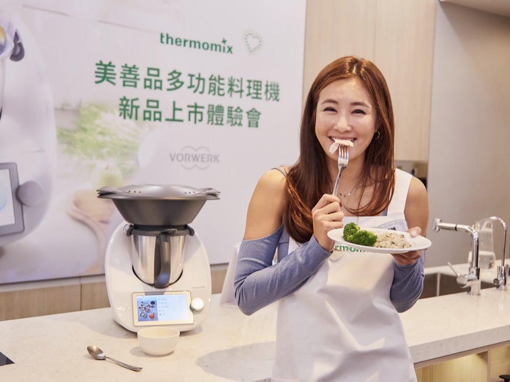 最智慧的行動小廚房-美善品多功能料理機TM6